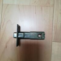 京都市中京区 木製室内ドアのラッチ 鍵開け