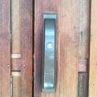 引違い戸鍵折れトラブル