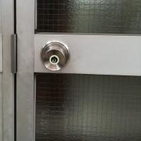 下京区 倉庫の鍵
